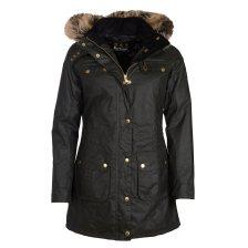 Barbour γυναικείο μπουφάν Slipstream μονόχρωμο - LWX0855 - Χακί