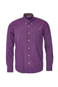 Barbour ανδρικό πουκάμισο Stapleton Country - MSH3224 - Μπορντό