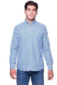 Ανδρικό πουκάμισο Barbour - MSH3225 - Μπλε