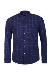 Barbour ανδρικό πουκάμισο Stapleton Archie - MSH4064 - Μπλε Σκούρο