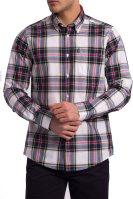 Ανδρικό καρό πουκάμισο Barbour - MSH4163 - Κόκκινο image