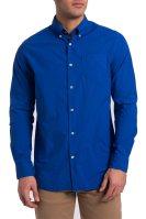 Ανδρικό πουκάμισο Spencer Tailored Fit Barbour - MSH4222 - Μπλε Ηλεκτρίκ image