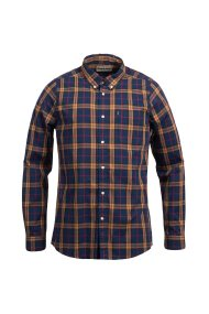 Barbour ανδρικό πουκάμισο Endsleigh Highland Check - MSH4272 - Μπλε