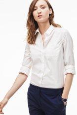 Lacoste Γυναικείο πουκάμισο Lacoste - CF7469 - Λευκό 2018