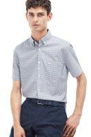 Ανδρικό πουκάμισο Lacoste - CH1178 - Γκρι image