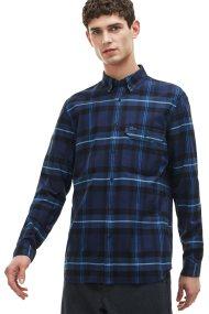 Ανδρικό πουκάμισο Lacoste - CH9572 - Μπλε