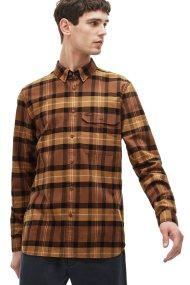 Ανδρικό πουκάμισο Lacoste - CH9572 - Ταμπά