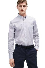 Ανδρικό πουκάμισο Lacoste - CH9619 - Γαλάζιο