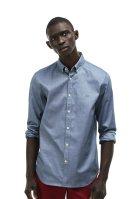 Ανδρικό πουκάμισο Lacoste - CH9627 - Γαλάζιο image