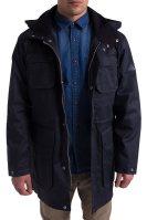 Ανδρικό κερομένο parka Esprit - 028EE2G017 - Μπλε Σκούρο image