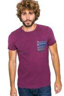 Ανδρική μπλούζα, Esprit - 077EE2K016 - Μπορντό image