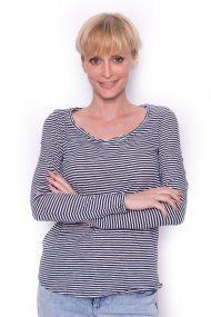 Γυναικεία μπλούζα Esprit - 087EE1K020 - Μπλε Σκούρο