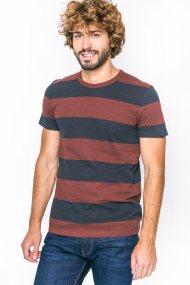 Ανδρική μπλούζα Esprit - 087EE2K012 - Μπορντό