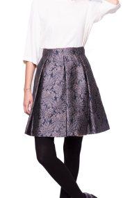 Γυναικεία φούστα Esprit - 087EO1D009 - Μπλε Σκούρο