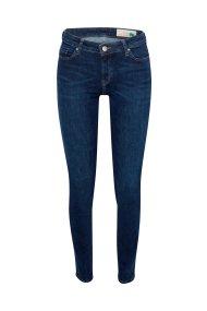 Esprit γυναικείο ελαστικό τζην παντελόνι - 088EE1B031 - Μπλε Σκούρο