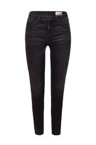 Esprit γυναικείο ελαστικό τζην παντελόνι - 098EE1B006 - Μαύρο