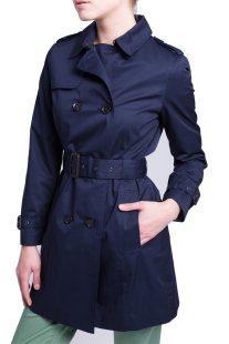 Γυναικεία καμπαρντίνα Esprit - 127EE1G009 - Μπλε Σκούρο bcd954aaf7d