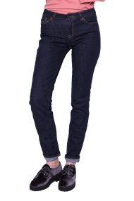 Γυναικείο παντελόνι Esprit - 996EE1B910 - Μπλε Σκούρο