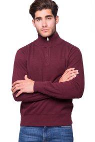 Ανδρική μπλούζα Gant - 2028000 - Μπορντό