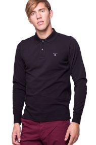 Ανδρική μπλούζα Gant - 5201 - Μαύρο