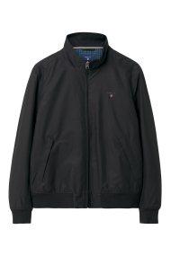 Gant ανδρικό μπουφάν The Hampshire - 7000566 - Μαύρο