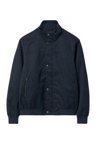 Gant ανδρικό μπουφάν με ψηλό γιακά Windbreaker - 7001535 - Μπλε Σκούρο