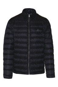 Gant ανδρικό καπιτονέ μπουφάν Light Down - 7006006 - Μαύρο