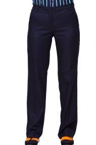 Γυναικείο παντελόνι Gant - 4150009 - Μπλε Σκούρο