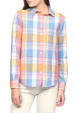 GANT Γυναικείο πουκάμισο Gant - 4311016 - Ροζ 2018