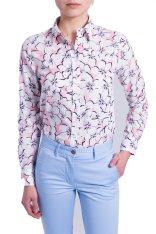 GANT Gant γυναικείο πουκάμισο Voile Orchid - 4320033 - Ροζ 2018