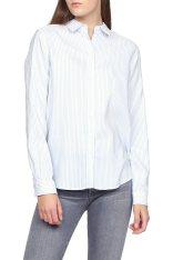 GANT Γυναικείο πουκάμισο GANT - 4320036 - Σιέλ 2018