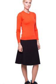 Γυναικεία φούστα Gant - 4400006 - Μαύρο