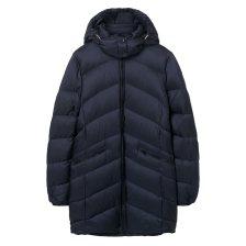 Gant γυναικείο μπουφάν καπιτονέ Classic Long Down - 4700042 - Μπλε Σκούρο
