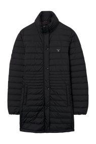 Gant γυναικείο μπουφάν καπιτονέ Light Down Coat - 4750019 - Μαύρο
