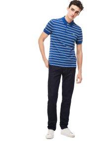 Ανδρικό παντελόνι Lacoste - HH4604 - Μπλε Σκούρο