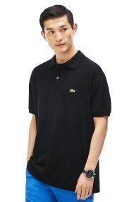 Ανδρική μπλούζα L1212 Lacoste - L1212 - Μαύρο