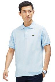 Ανδρική μπλούζα L1212 Lacoste - L1212 - Μπλε Ανοιχτό