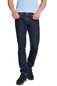 La Martina ανδρικό τζην παντελόνι μπλε σκούρο Chico - MMT007-DM038 - Μπλε Σκούρο