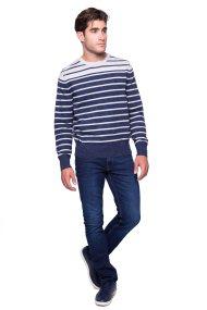 Ανδρικό παντελόνι Nautica - 1236 - Μπλε Σκούρο