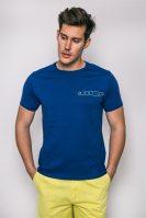 Ανδρικό T-shirt, Nautica - 71906V - Μπλε image