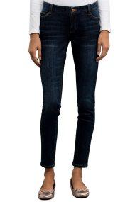 Nautica γυναικείο τζην παντελόνι cropped - 83P070 - Μπλε Σκούρο