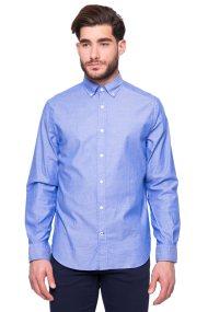 Ανδρικό πουκάμισο Nautica - W73308 - Γαλάζιο