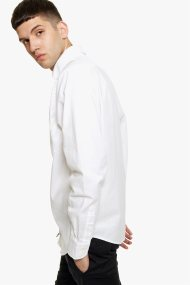 Nautica ανδρικό πουκάμισο με print - W83603 - Λευκό