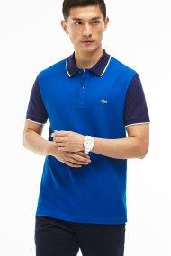 Ανδρική μπλούζα Lacoste - PH2014 - Μπλε