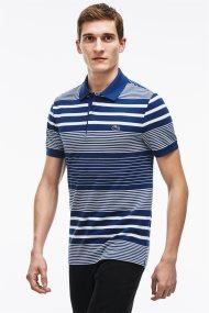Ανδρική μπλούζα Lacoste - PH2075 - Μπλε