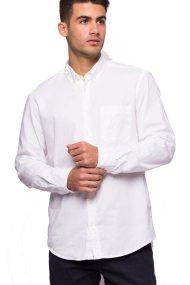 Ανδρικό πουκάμισο Camel Active - CD-009390 - Λευκό
