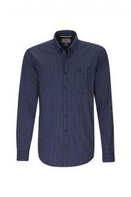 Camel Active ανδρικό πουκάμισο Jack - CD-83-345010 - Μπλε Σκούρο