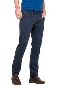 Lee Daren Zip Fly regular slim ανδρικό παντελόνι Navy - L707SC37 - Μπλε