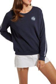 Γυναικείο φούτερ Love Sweater Wrangler - W606RIC35 - Μπλε Σκούρο
