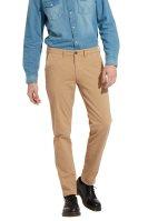 Wrangler ανδρικό παντελόνι Chino Golden Sand - W16LRN223 - Μπεζ image